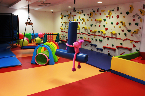 "Picture Gallery – ""Fun Junction"" Sensory Gym"